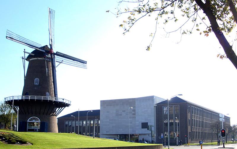 De molen in Doetinchem en 't Brewinc