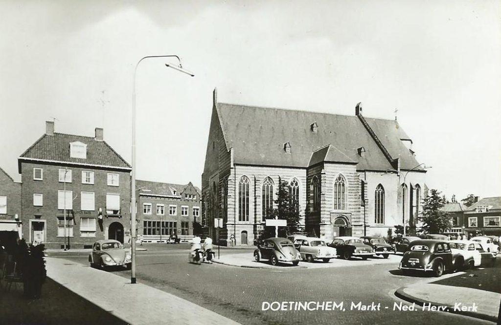 De Catharinakerk te Doetinchem