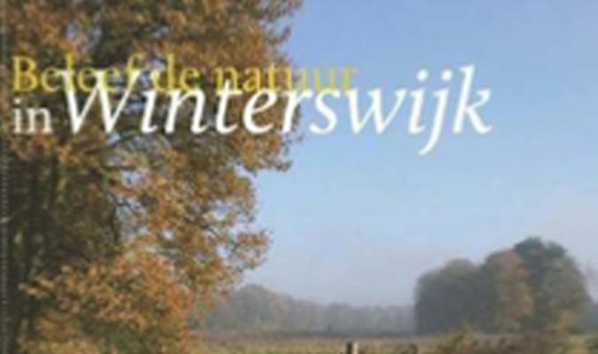 """Excursie naar Winterswijk: """"Veranderd landschap"""""""