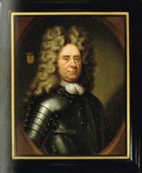 Vermeend portret van Frederik Johan van Baer