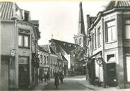 De binnenstad van Doetinchem voor maart 1945
