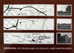 Boerderij- en veldnamen in stad en ambt Doetinchem - L.H. Maas & Dr. A.H.G. Schaars