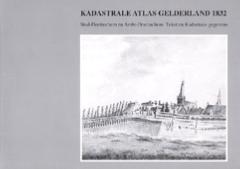 Kadastrale Atlas Gelderland 1832 van Stad- en Ambt Doetinchem