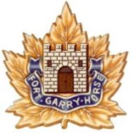 Embleem van Fort Garry Horse