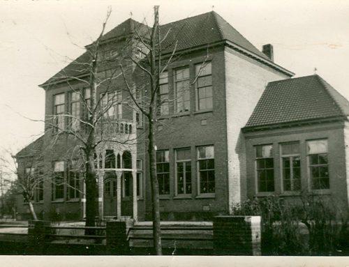 Karel Berkhuysen: De Groen van Prinstererschool