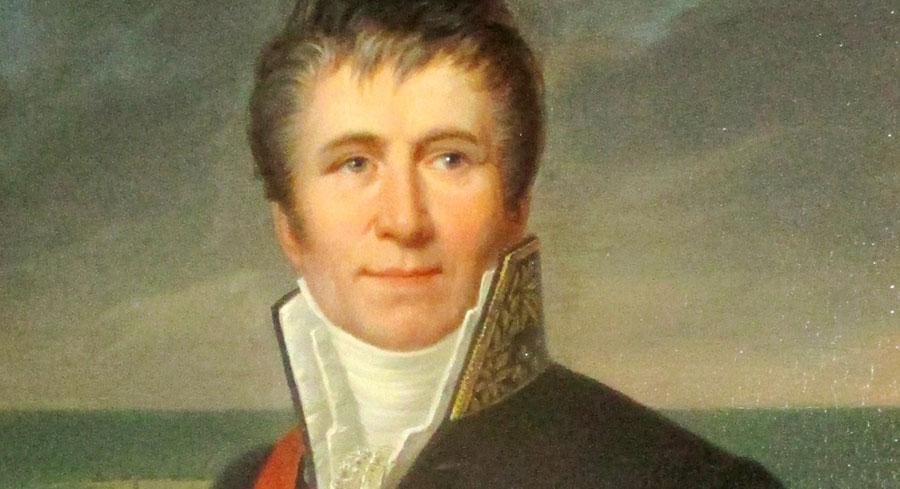 Theo Rougoor: Carel Hendrik Ver Huell & Napoleon