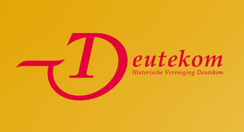 Deutekom Historie logo