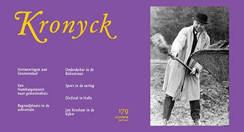 Kronyck 179 – is te bestellen bij het secretariaat via het contactformulier of secretaris@deutekomhistorie.nl