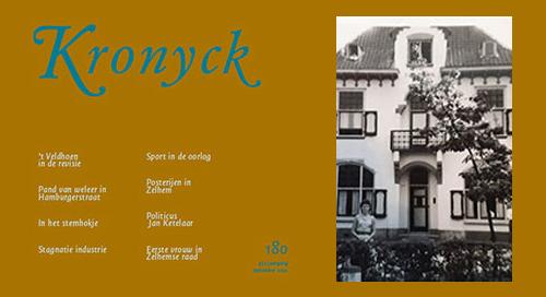 Kronyck 180 – is te bestellen bij het secretariaat via het contactformulier of secretaris@deutekomhistorie.nl